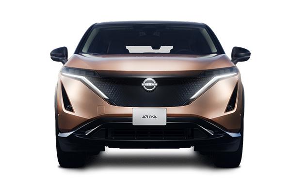 Nissan Ariya Autozentren P&A-Preckel