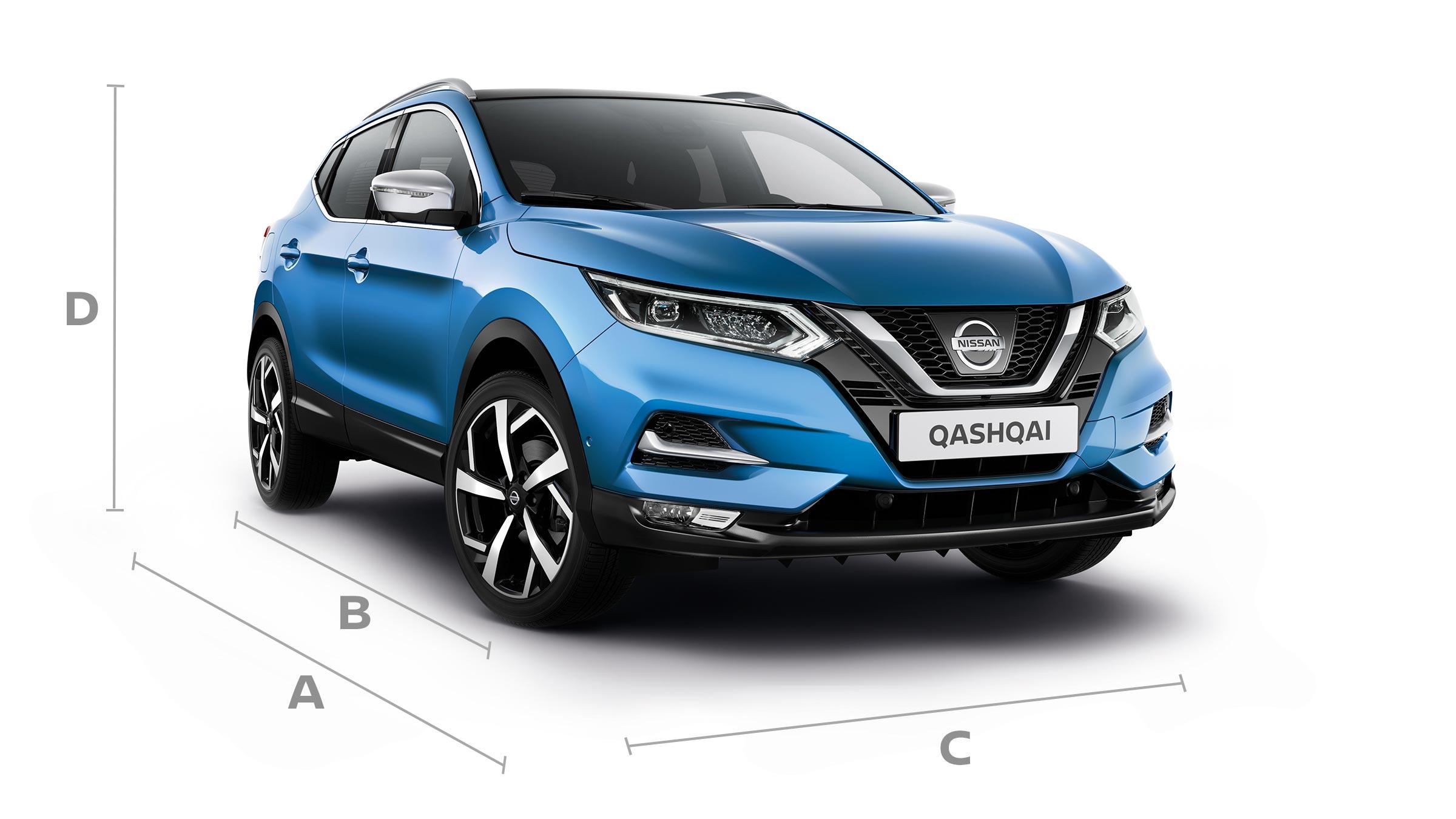Nissan Qashqai Autozentren P&A-Preckel