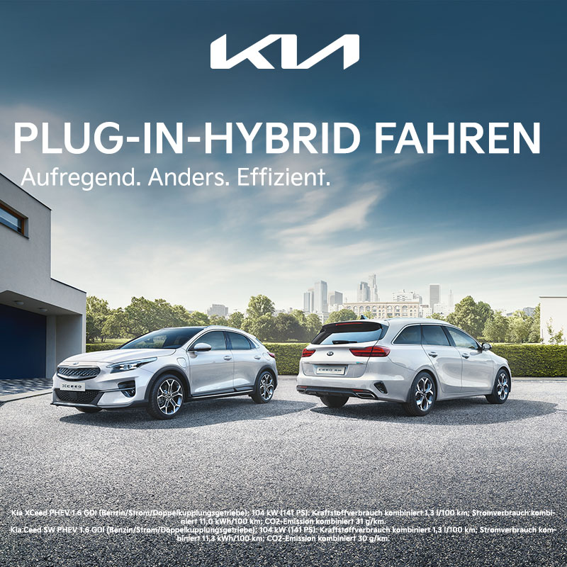Plug-in Hybrid-Modelle bei Preckel Automobile
