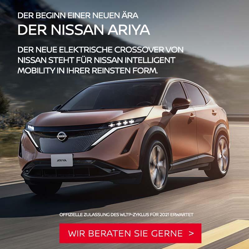 Nissan Ariya bei Preckel Automobile