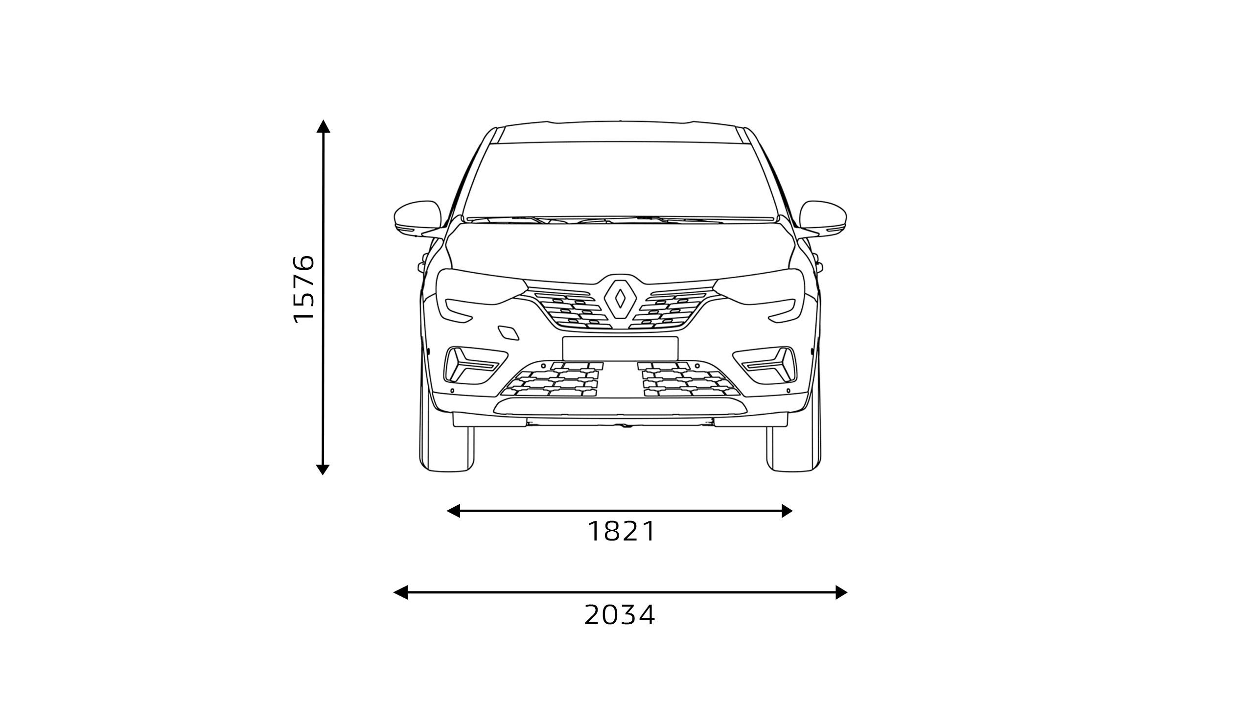 Renault Arkana Autozentren P&A - Preckel