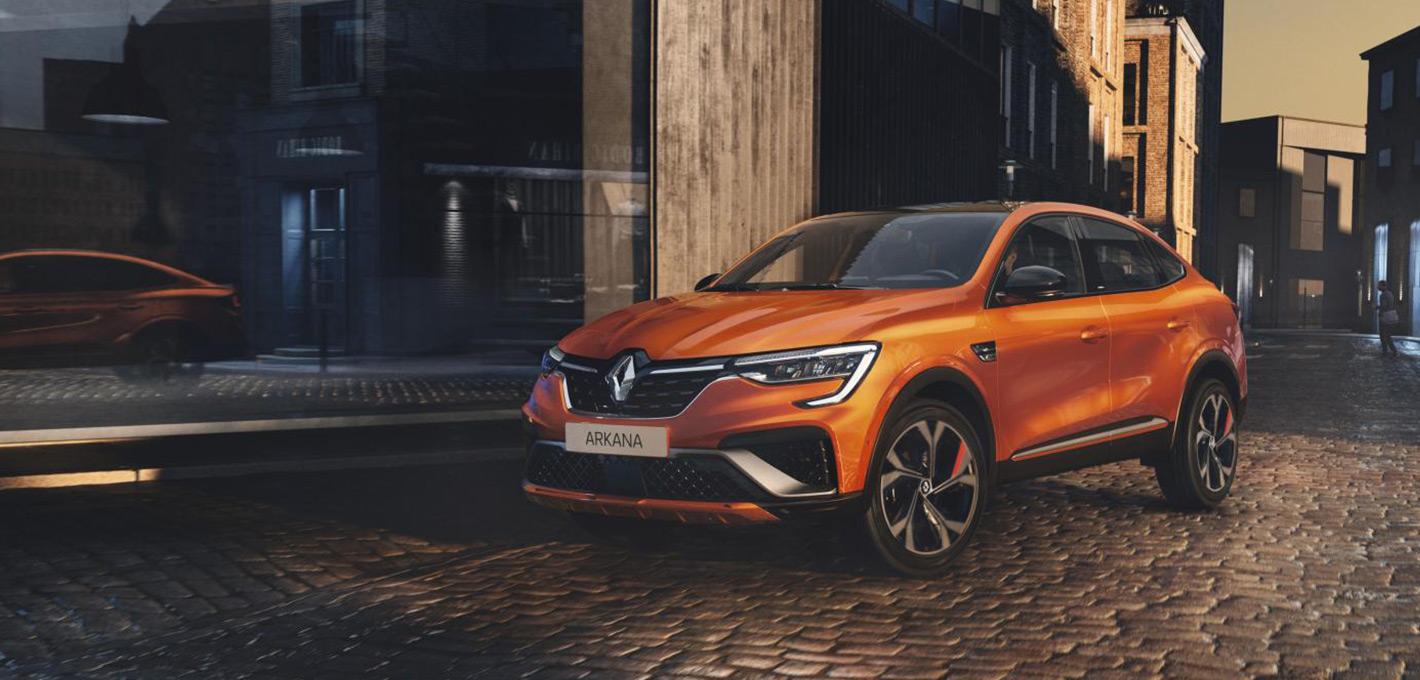 Renault Arkana Hybrid Autozentren P&A-Preckel