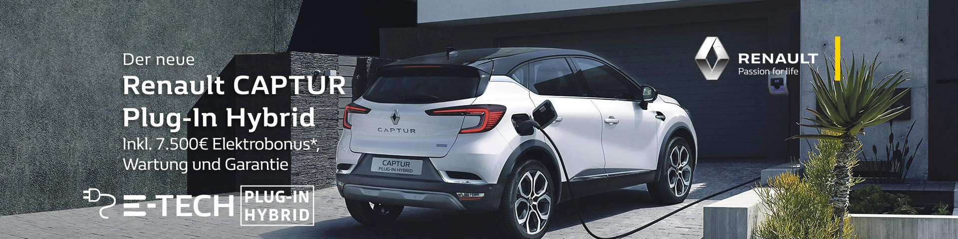 Renault Captur Plugin-Hybrid