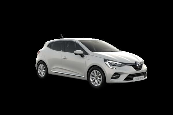 Renault Clio Hybrid Autozentren P&A-Preckel