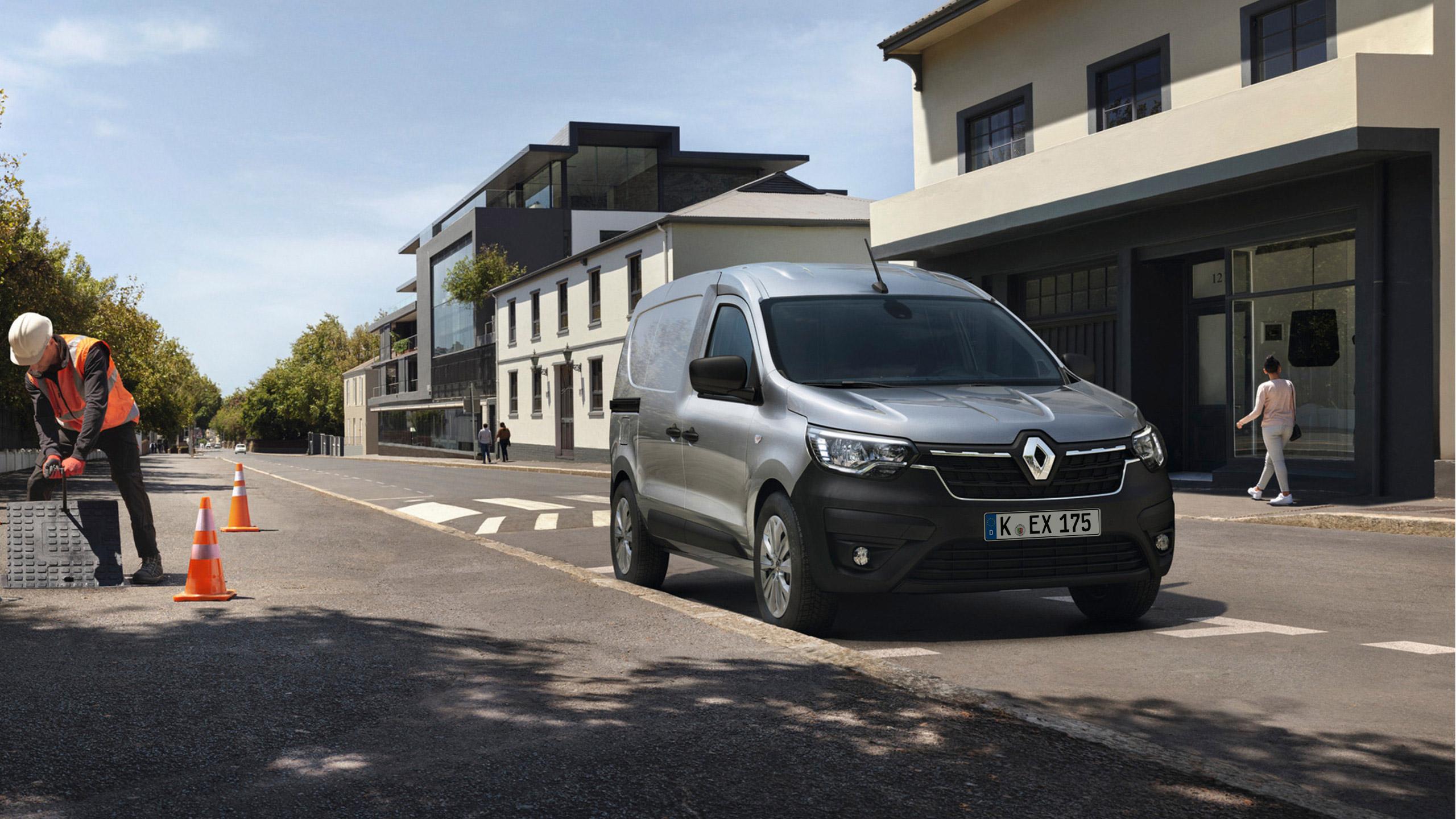 Renault Kangoo Express Autozentren P&A-Preckel