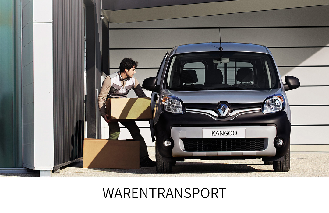 Rnault Kangoo Rapid Warentransport