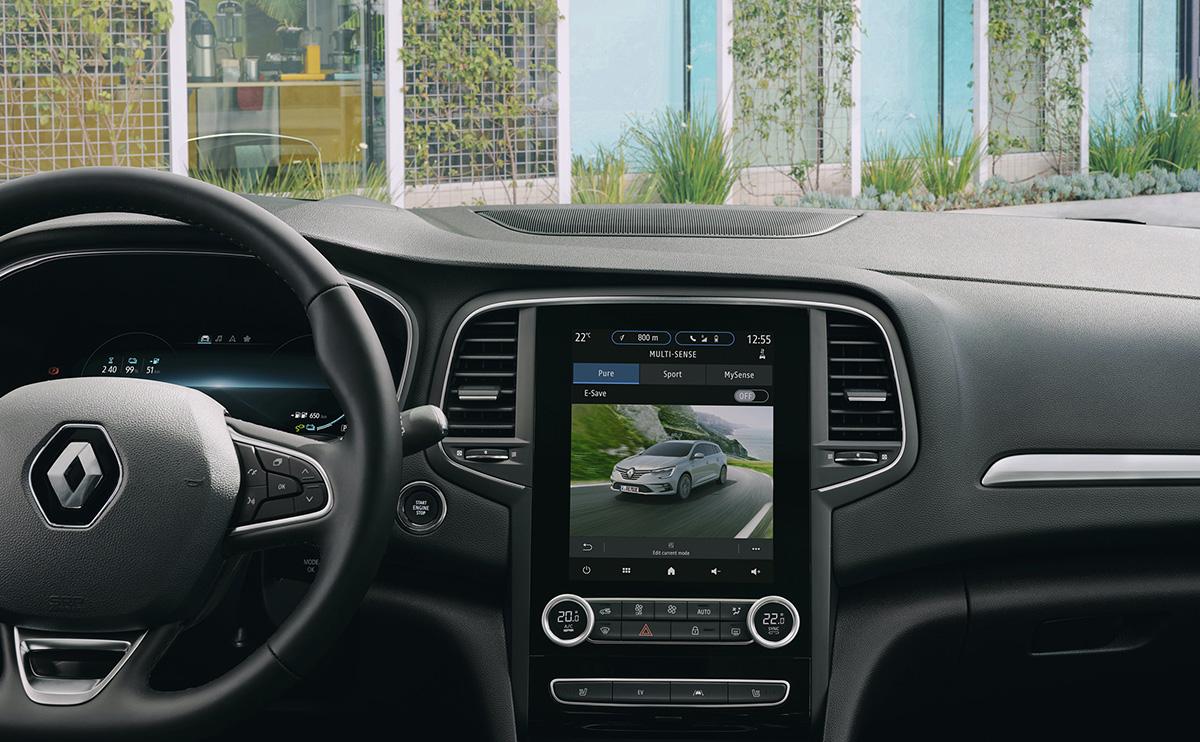Renault Megane Plug-In Hybrid
