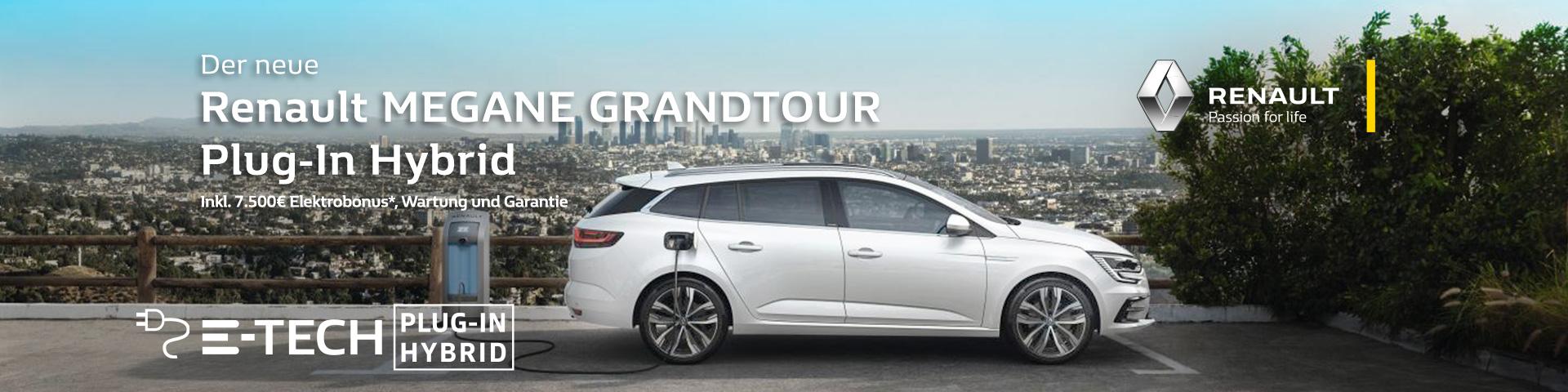 Renault Megane Grandtour Plugin-Hybrid