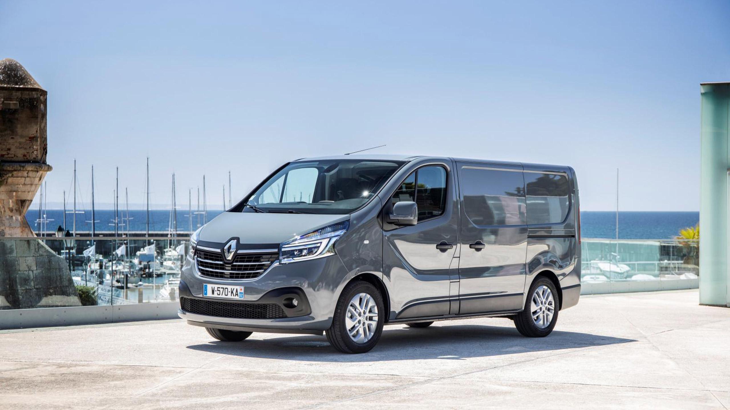 Renault Trafic Combi & SpaceClass
