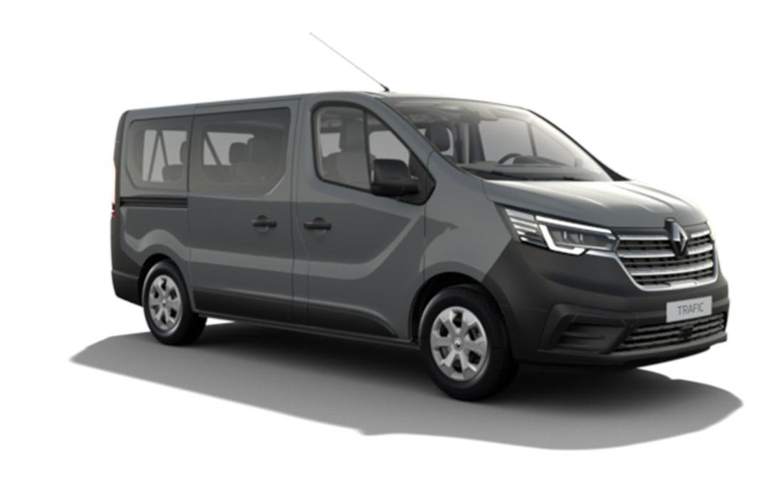 Renault Trafic Combi Start Autozentren P&A-Preckel