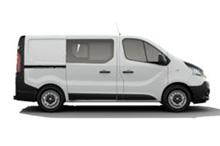 Renault Trafic Doppelkabine Autozentren P&A-Preckel