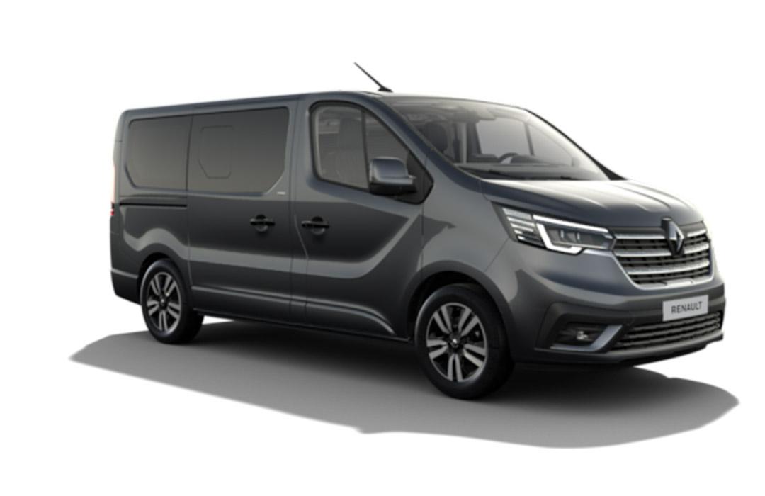 Renault Trafic SpaceClass Autozentren P&A-Preckel