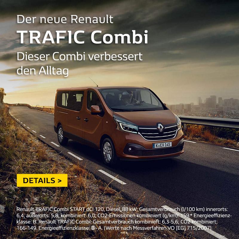 Renault Trafic Autozentren P&A