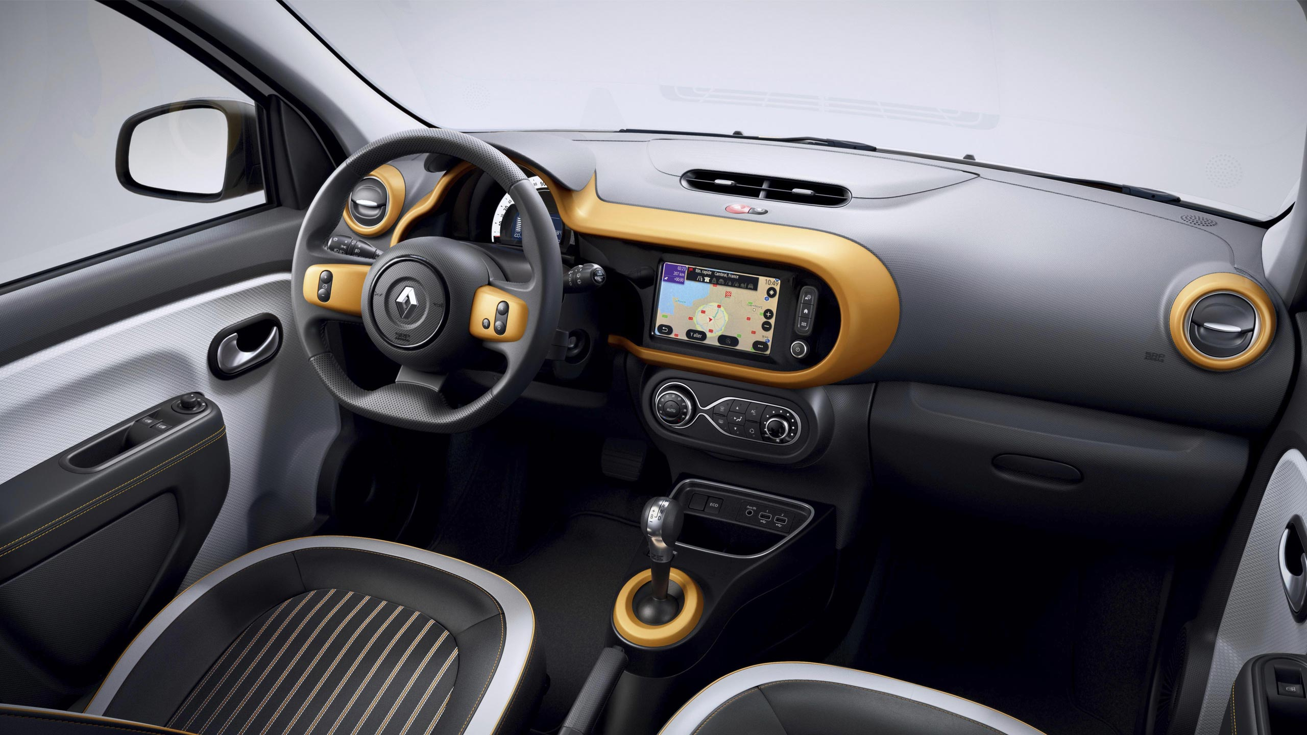 Renautl Twingo Electric