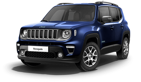 Jeep Renegade 4xe Plug-In Hybrid Limited