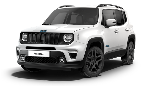 Jeep Renegade 4xe Plug-In Hybrid S