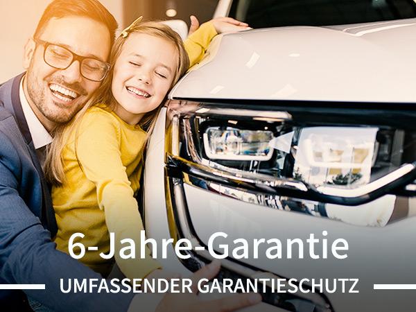 Autozentrum P&A Preckel 6-Jahre-Garantie