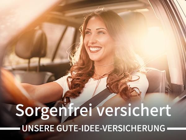Autozentrum P&A Preckel sorgenfrei versichert