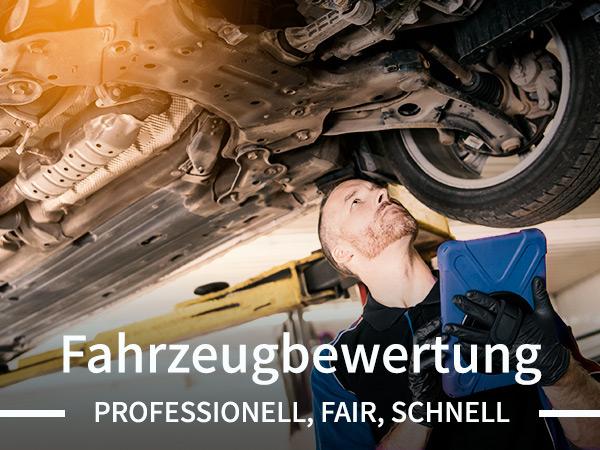 Autozentren P&A Preckel faire und professionelle Fahrzeugbewertung
