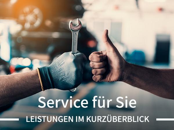 Autozentren P&A / Preckel Service im Überblick
