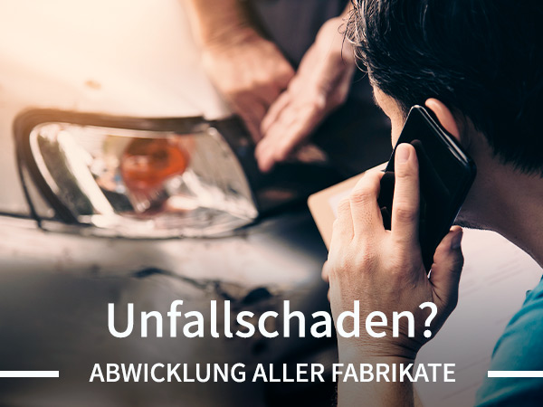 Autozentren P&A Preckel Unfallschadenabwicklung aller Fabrikate