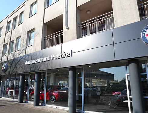 Alfa Romeo von Preckel in Krefeld
