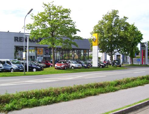 Geldern Renault P&A