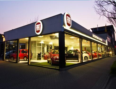 Nissan Kleve P&A Preckel Autohaus