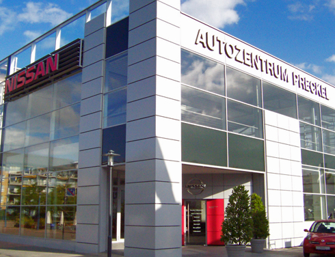 Nissan Autozentrum P&A Preckel Krefeld