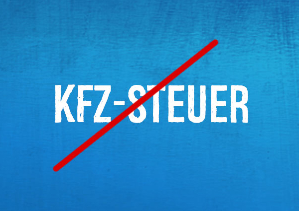 Kfz-Steuer sparen