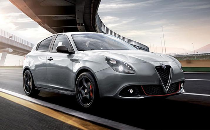 Alfa Romeo Giulietta Autozentren P&A-Preckel