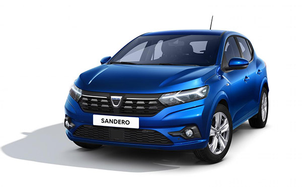 Dacia Sandero vom Autozentrum P&A-Preckel