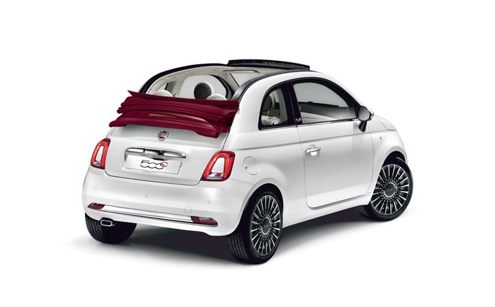 Fiat 500 Cabrio Autozentren P&A - Preckel