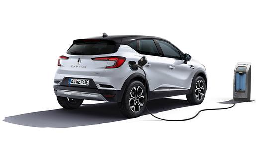 Renault Captur Plug-in Hybrid Autozentren P&A - Preckel