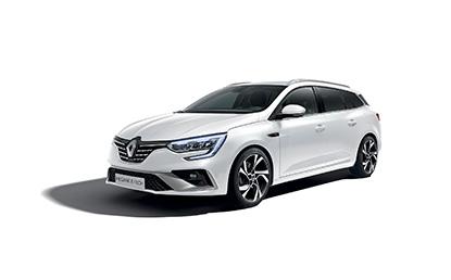 Renault Megane Plug-In Hybrid Autozentrum P&A - Preckel