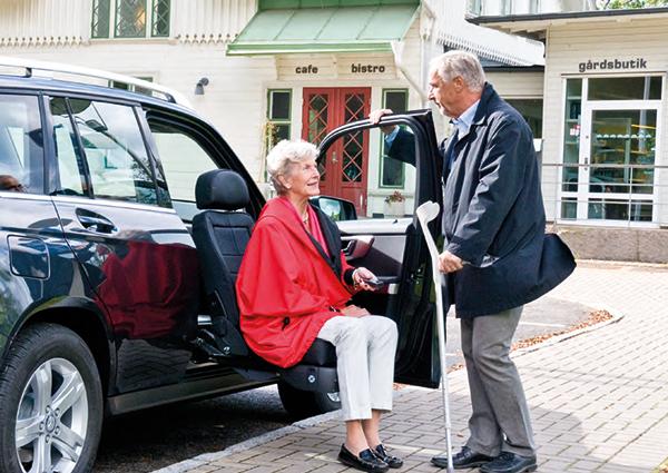 Mobilitätshilfen für Senioren