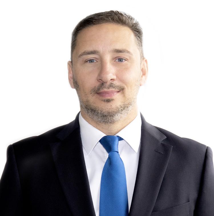 Patrik Urbanowicz, Verkaufsleiter Transporter