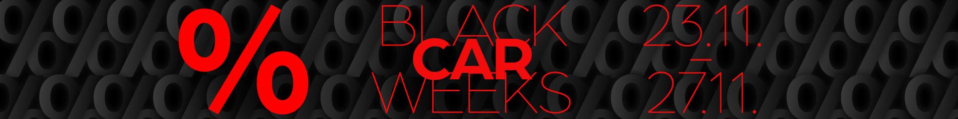 Black Car Week Autozentrum P&A-Preckel