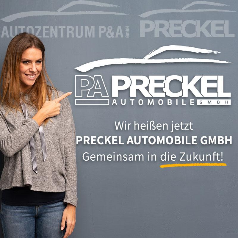 Preckel Automobile GmbH - gemeinsam in die Zukunft-